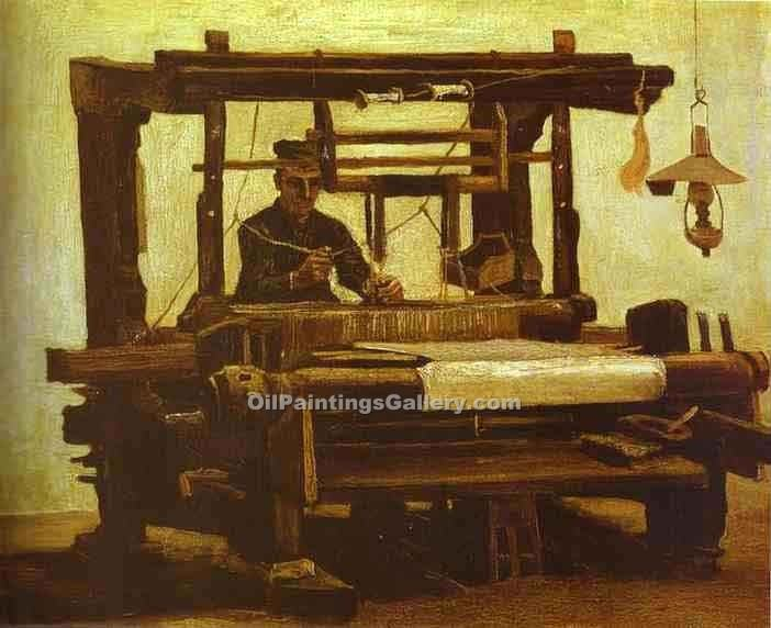 """The Loom"" by  Vincent Van Gogh"