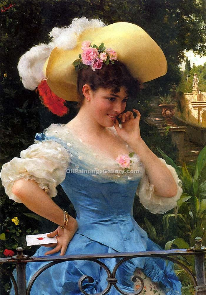 """The Love Letter 84"" by  Federico Andreotti"