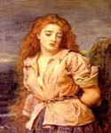 The Matyr of the Solway by  John Everett Millais (Painting ID: CM-0715-KA)
