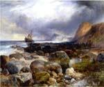 The Morning After  by  Thomas Moran (Painting ID: LA-5694-KA)