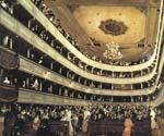The Old Burgtheater by  Gustav Klimt (Painting ID: KL-1028-KA)