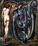 The Perseus Series the Doom Fulfilled by  Edward Burne Jones (Painting ID: CL-7030-KA)