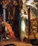 The Property Room by  Arthur Hughes (Painting ID: CL-2070-KA)