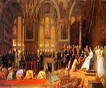 The Reception of the Siamese Ambassadors by  Jean Leon Gerome (Painting ID: CL-2811-KA)