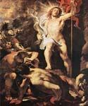 The Resurrection of Christ by  Peter Paul Rubens (Painting ID: CM-1558-KA)
