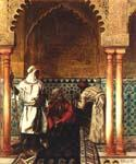The Sage by  Rudolf Ernst (Painting ID: ER-0126-KA)