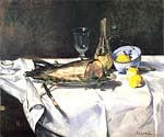 The Salmon by  Edouard Manet (Painting ID: SL-0106-KA)