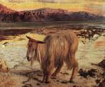 The Scapegoat by  William Holman Hunt (Painting ID: AN-1030-KA)