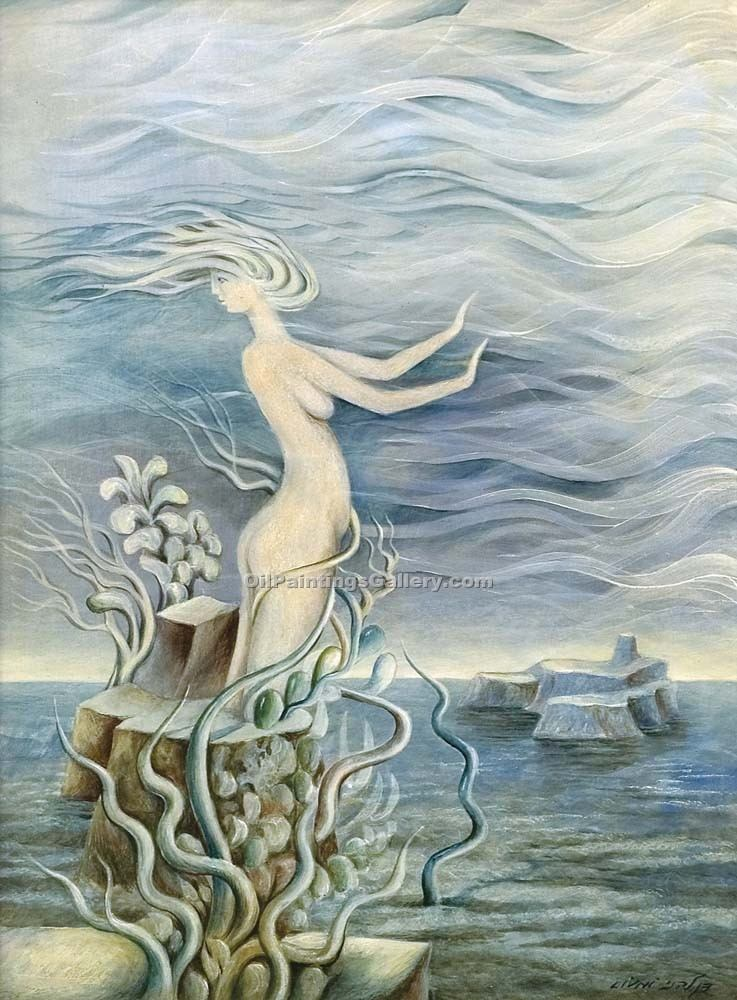 """The Sea Nymph"" by  Dan Livni"