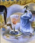 The Siphon by  Preston Dickinson (Painting ID: SL-1070-KA)