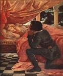 The Sleeping Beauty by  Jessie Willcox Smith (Painting ID: CL-1918-KA)