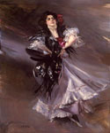 The Spanish Dancer 79 by  Giovanni Boldini (Painting ID: ED-0479-KA)
