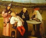 The Stone Operation by  Hieronymus Bosch (Painting ID: DA-7211-KA)