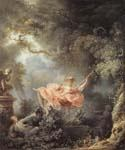 The Swing 90 by  Jean Honore Fragonard (Painting ID: CM-0990-KA)