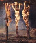 The Three Crosses by  Peter Paul Rubens (Painting ID: CM-1554-KA)