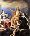 The Three Marys by  Francesco Albani (Painting ID: DA-0099-KA)