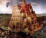 The Tower of Babel by  Pieter the Elder Brueghel (Painting ID: CL-6001-KA)