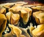 The Treasury Canyon by  Dan Livni (Painting ID: AD-0362-KA)
