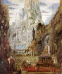 The Triumph of Alexander the Great by  Gustave Moreau (Painting ID: CM-2118-KA)