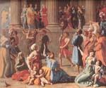 The Triumph of David by  Nicolas Poussin (Painting ID: CM-1401-KA)