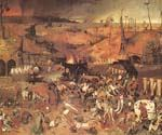 The Triumph of Death by  Pieter the Elder Brueghel (Painting ID: CL-6011-KA)