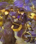 The Umbrellas by  Pierre Auguste Renoir (Painting ID: CL-4452-KA)