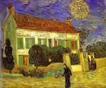 The White House at Night by  Vincent Van Gogh (Painting ID: VG-0251-KA)