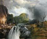 The Wilds of Lake Superior by  Thomas Moran (Painting ID: LA-5726-KA)