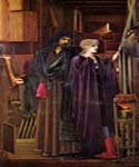 The Wizard by  Edward Burne Jones (Painting ID: CL-7014-KA)