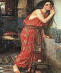 Thisbe by  John William Waterhouse (Painting ID: CL-4220-KA)