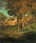 Thornberry s Pasture Brooklyn Indiana by  John Ottis Adams (Painting ID: CL-0977-KA)