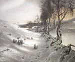 Through the Crisp Air by  Joseph Farquharson (Painting ID: AN-1001-KA)