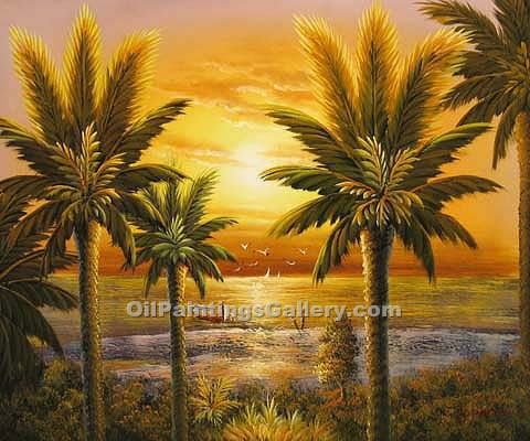 """Tropical Sunset"""