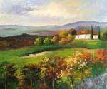 Tuscan Countryside  (Painting ID: LA-5504-KA)