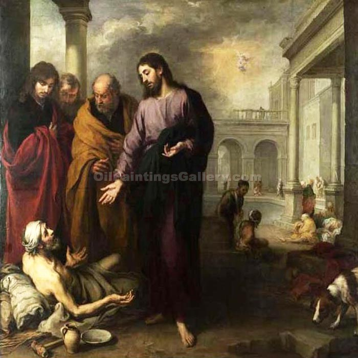 """Untitled 27"" by  Bartolome Esteban Murillo"