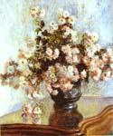 Vase with Flowers 88 by  Claude Monet (Painting ID: SL-0088-KA)