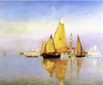 Venice 76 by  Henry Roderick Newman (Painting ID: CI-0376-KA)