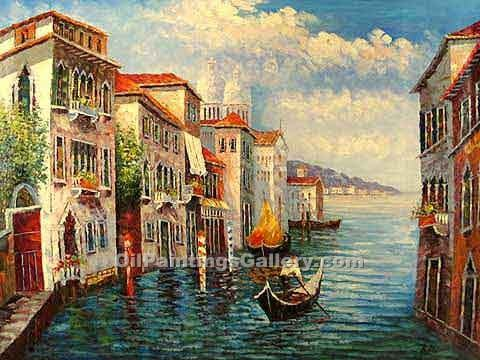 """Venice Grand Canal View 11"""