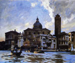 Venice Palazzo Labia by  John Singer Sargent (Painting ID: CI-0264-KA)