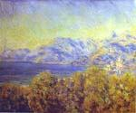 Ventimiglia by  Claude Monet (Painting ID: MO-0925-KA)