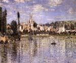 Vetheuil In Summer by  Claude Monet (Painting ID: MO-0907-KA)
