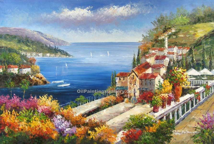 """View to the Mediterranean 19"""