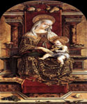 Virgin and Child 11 by  Carlo Crivelli (Painting ID: DA-0311-KA)