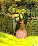 Waiting by  John Everett Millais (Painting ID: CM-0721-KA)