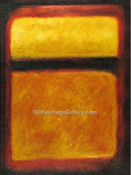 """Warm Yellows 54"""