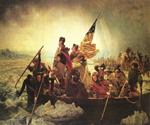 Washington Crossing the Delaware by  Emanuel Gottlieb Leutze (Painting ID: CL-2763-KA)