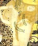 Watersnakes by  Gustav Klimt (Painting ID: EI-1865-KA)