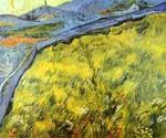 Wheat Field by  Vincent Van Gogh (Painting ID: VG-0162-KA)