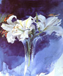 White Lilies 86 by  Anders Zorn (Painting ID: SL-0286-KA)
