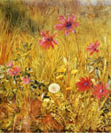 Wildflowers by  Henry Roderick Newman (Painting ID: LA-3212-KA)